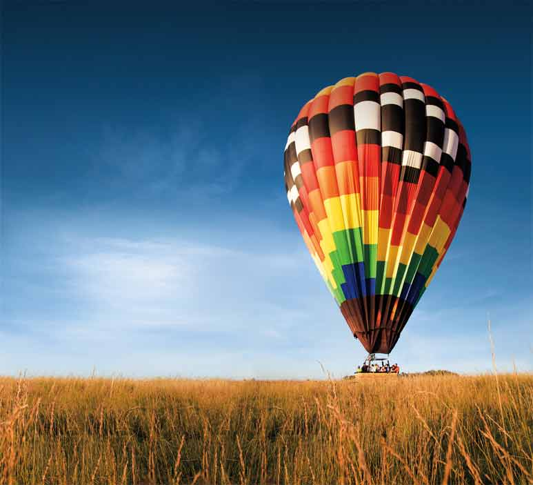 Galena on the Fly Hot-Air Balloon Tours