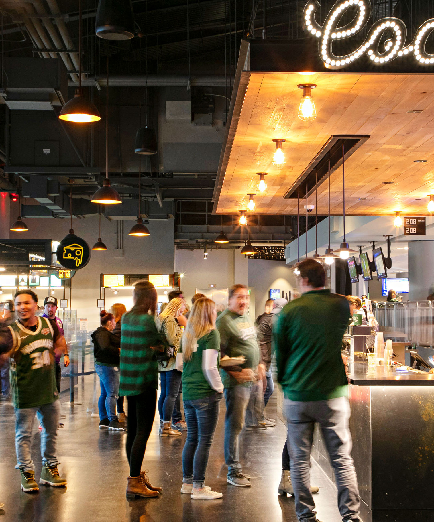 Arena Concession Stands