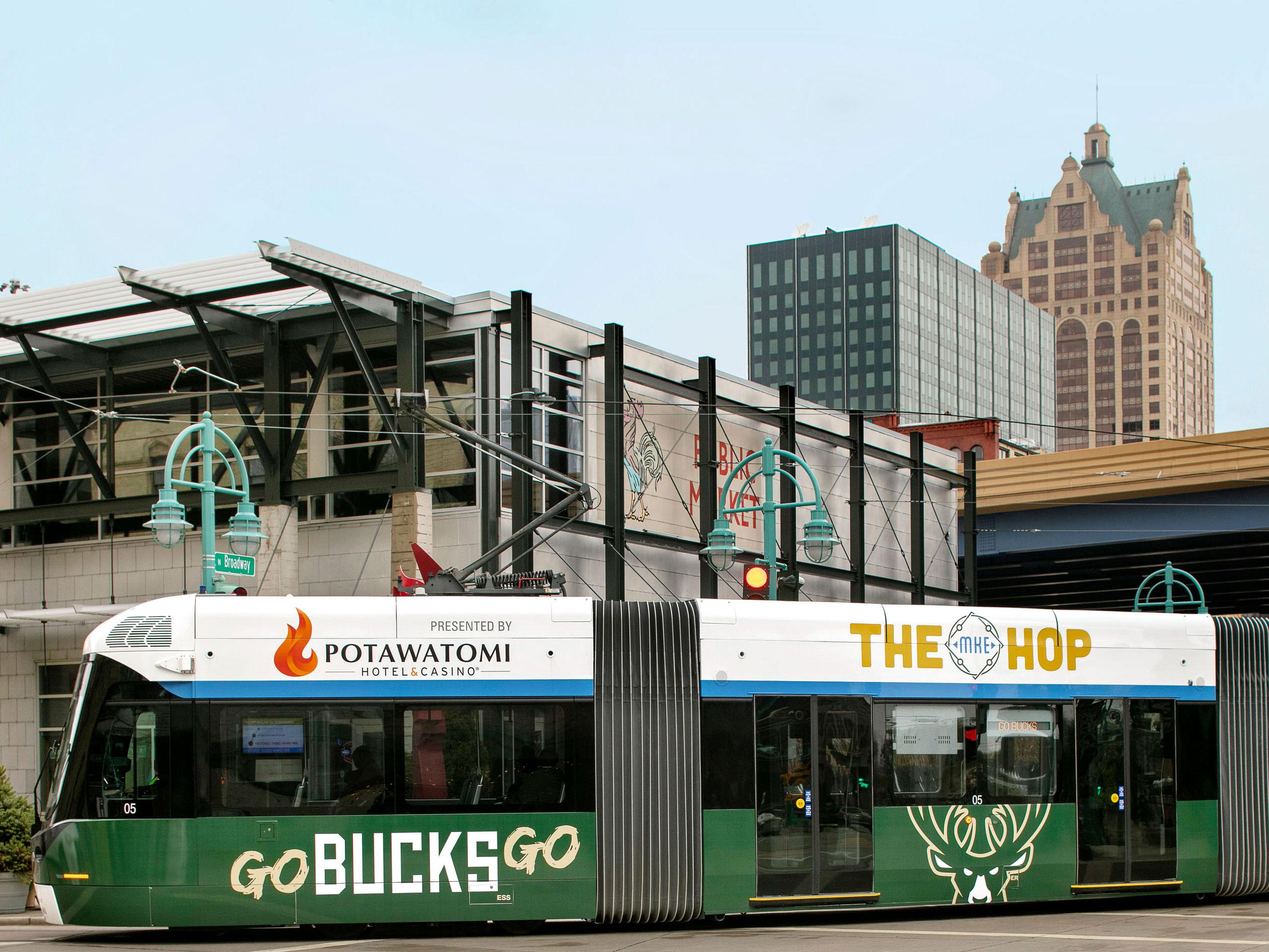 The Hop Streetcar