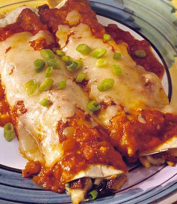 Easy Italian-Style Enchiladas