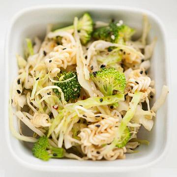 Crunchy Asian Noodle Slaw