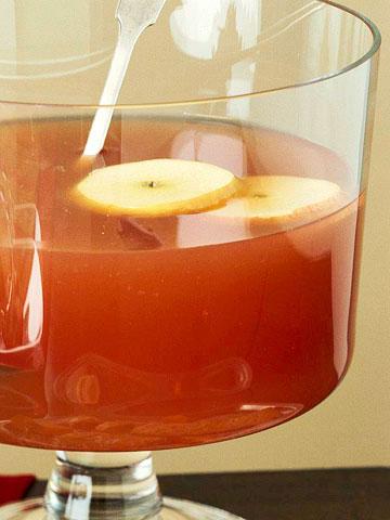 Tea and Cider Wassail
