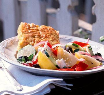 All-American Greek Salad