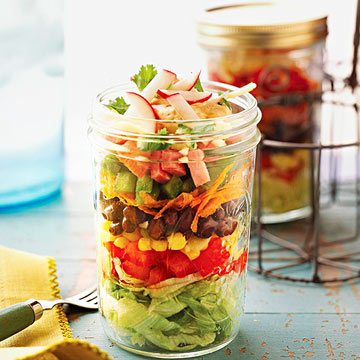 24-Hour Tex-Mex Salad