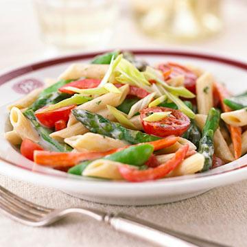 Fresh-Herb Pasta Primavera