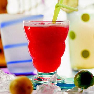 Berry-Mango Slush