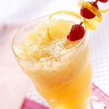 Peachy Apricot Slush