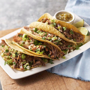 Mexican Tacos Carnitas Midwest Living