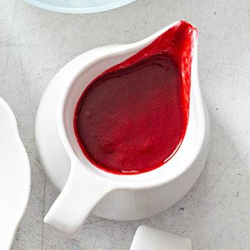 15-Minute Raspberry Sauce