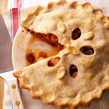 Mixed Dried Fruit Pie