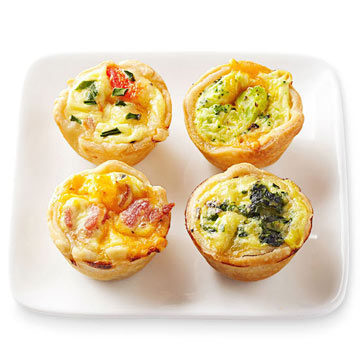 Any Flavor Mini Quiche Midwest Living