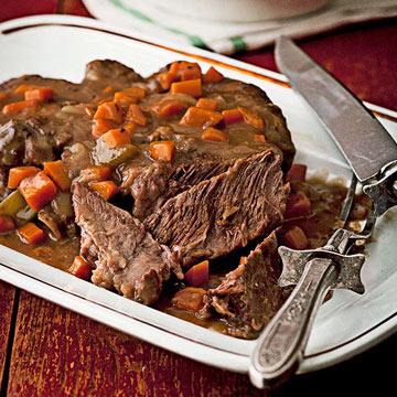 Fork-Tender Pot Roast