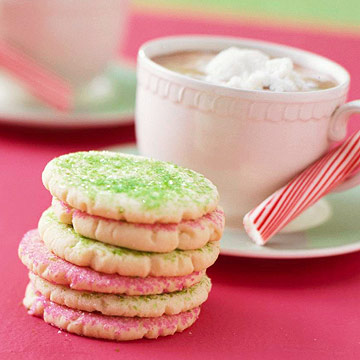 Bet You Can't Eat Just One Sugar Cookies