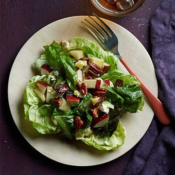 Spiced Pecan Apple Salad