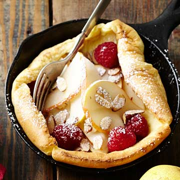 Finnish Baked Pancakes Midwest Living