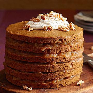 Pioneer Wedding Stack Cake