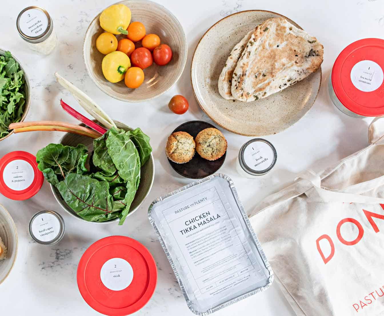 Meal Kit Ingredients