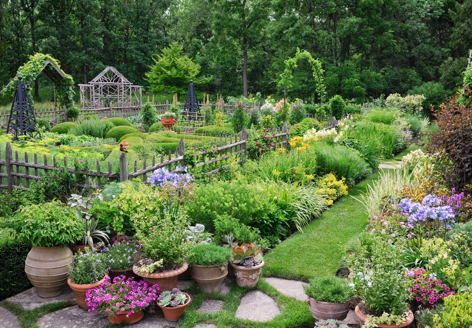 The Kingdom of Heaven Is Like a Garden