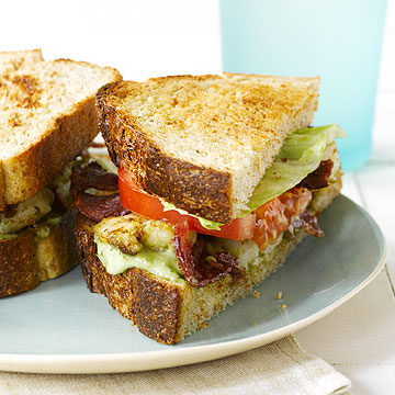 An Updated BLT Recipe from Family Circle