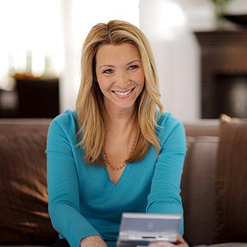 Celeb Q&A: Lisa Kudrow