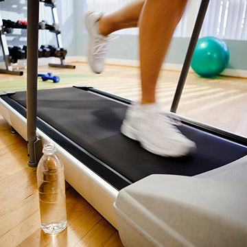 Beginner Treadmill Walking Workout