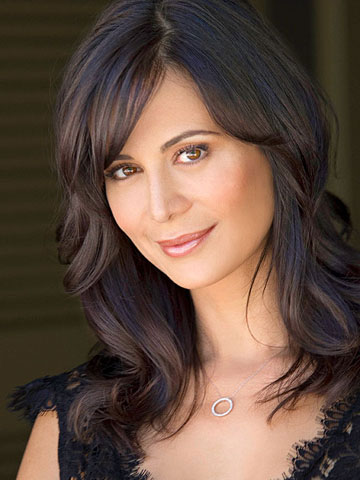 Celebrity Q+A: Catherine Bell