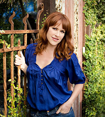 Celebrity Q+A: Molly Ringwald