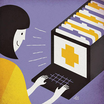How to Set Up Electronic Medical Records