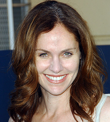 Celebrity Q+A: Amy Brenneman
