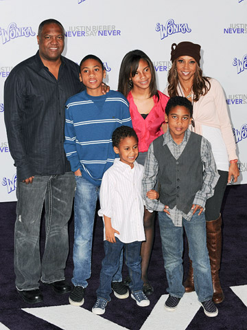 Celebrity Q+A: Holly Robinson Peete