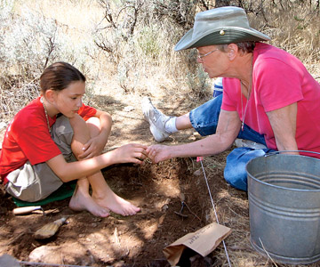 Crow Canyon Archaeological Center, Cortez, Colorado