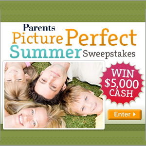 Parents $5,000 Picture Perfect Summer Sweepstakes