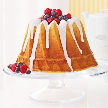 Our Best Bundt Cakes