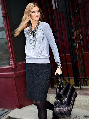 Sparkle Plenty: Fabulous Fall Fashion