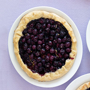 Sugar-Free Blueberry Tarts