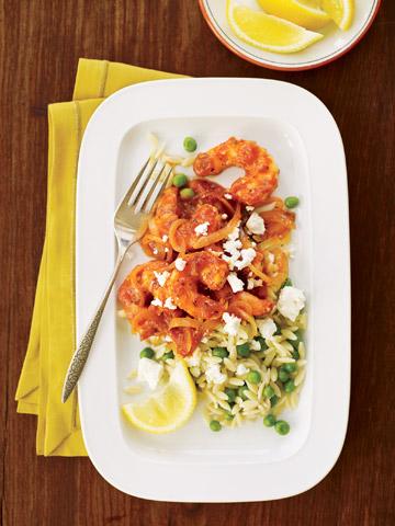 Shrimp & Feta