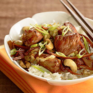 Oriental-Glazed Chicken