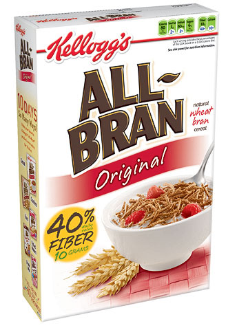 Kellogg's All-Bran Original Cereal