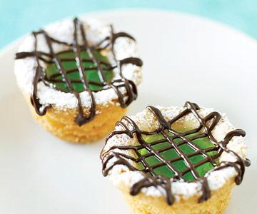 Mint-Chocolate Gems
