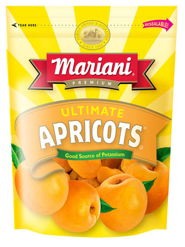 Mariani Ultimate Dried Apricots (Whole)