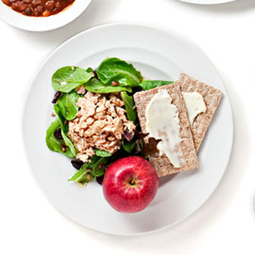 7 Cholesterol-Lowering Lunches