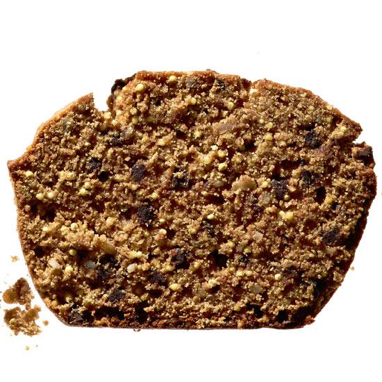 Millet Sunflower Chip Bread