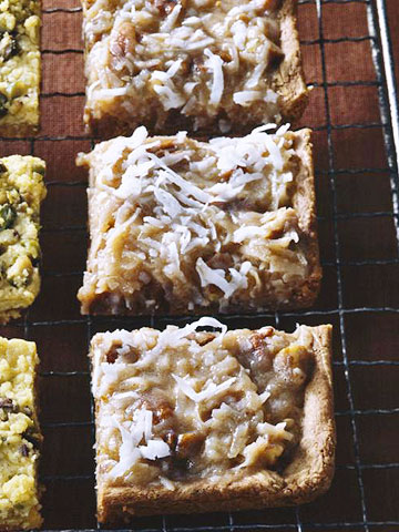 Coconut-Spice Bars