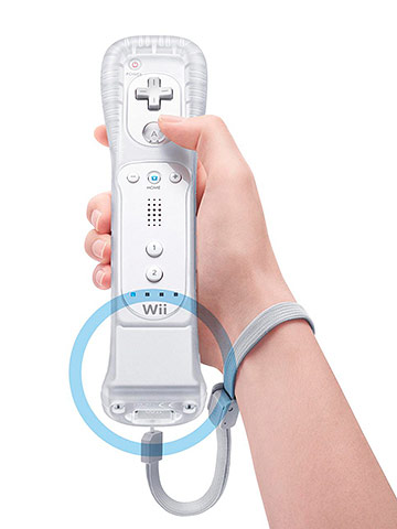 New from Nintendo: Wii MotionPlus