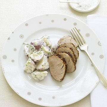 Atlanta Pork & Potato Salad