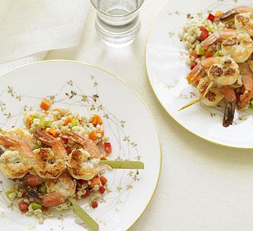 Sydney Shrimp & Barley