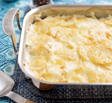 Cooking School: Au Gratin Potatoes