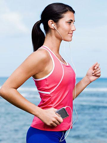 Kathy Kaehler's Walking Plan and Workout Playlist