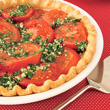 Tuscan Herbed Tomato Appetizer