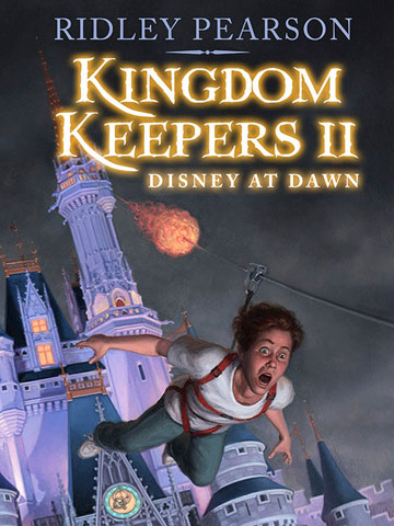 Kingdom Keepers, by Ridley Pearson